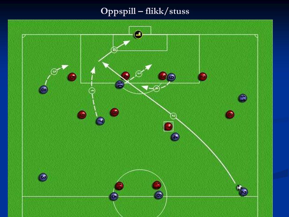 Oppspill – flikk/stuss