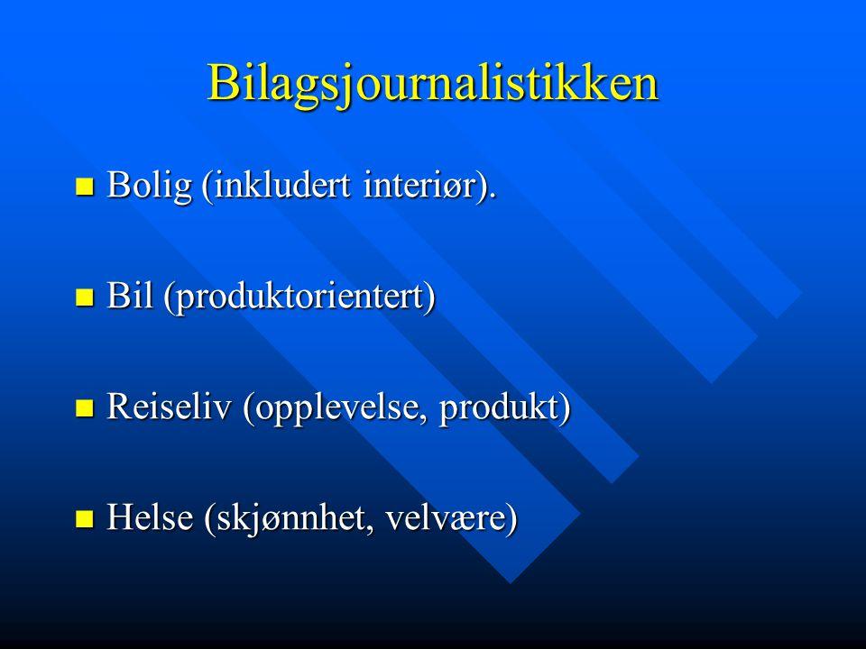 Bilagsjournalistikken