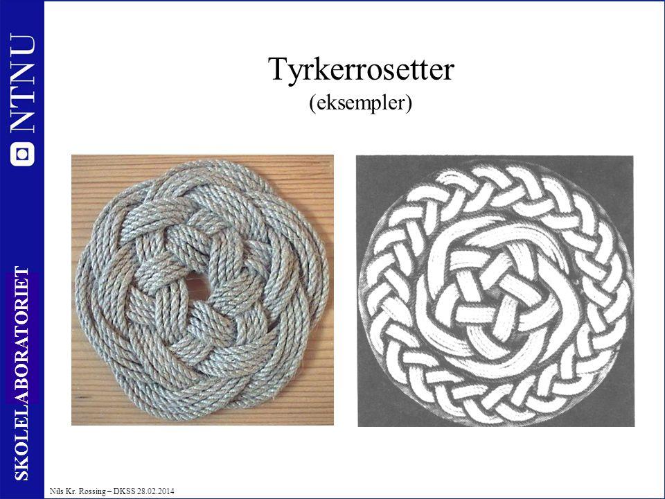 Tyrkerrosetter (eksempler)