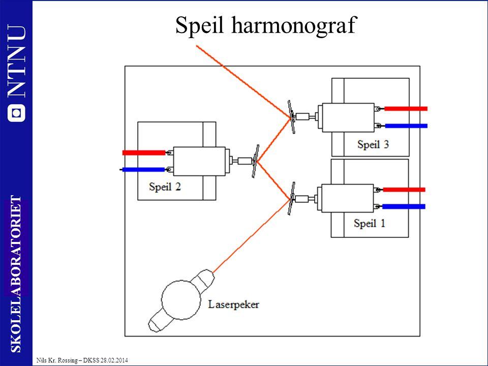 Speil harmonograf