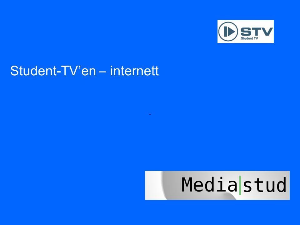 Student-TV'en – internett