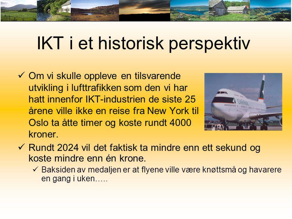IKT i et historisk perspektiv