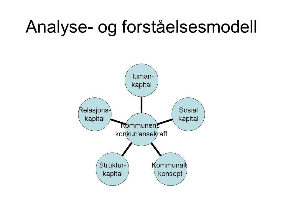 Analyse- og forståelsesmodell
