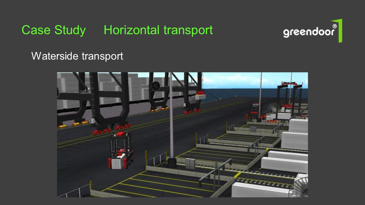Case Study Horizontal transport