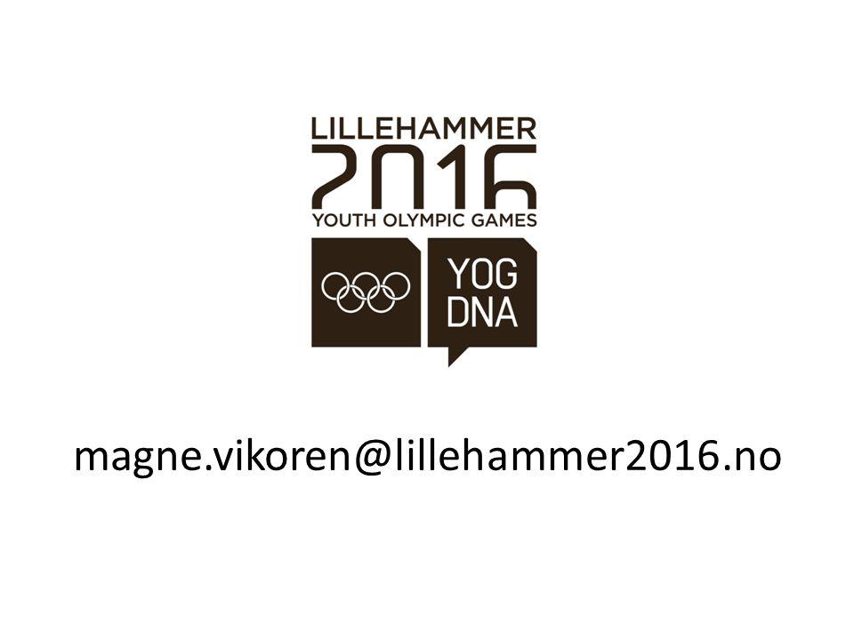 magne.vikoren@lillehammer2016.no