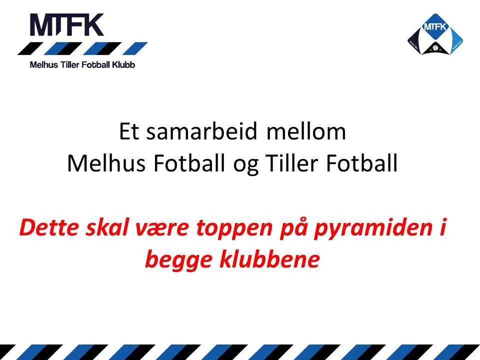 Melhus Fotball og Tiller Fotball
