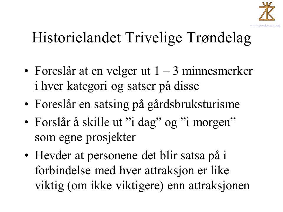 Historielandet Trivelige Trøndelag
