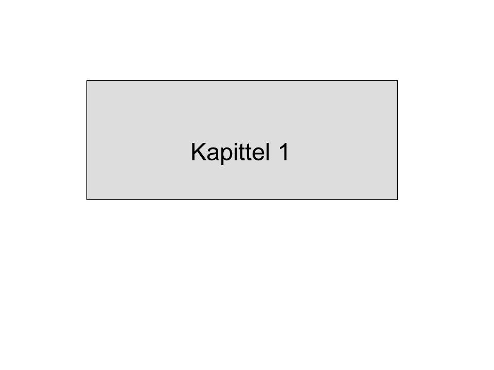 Kapittel 1