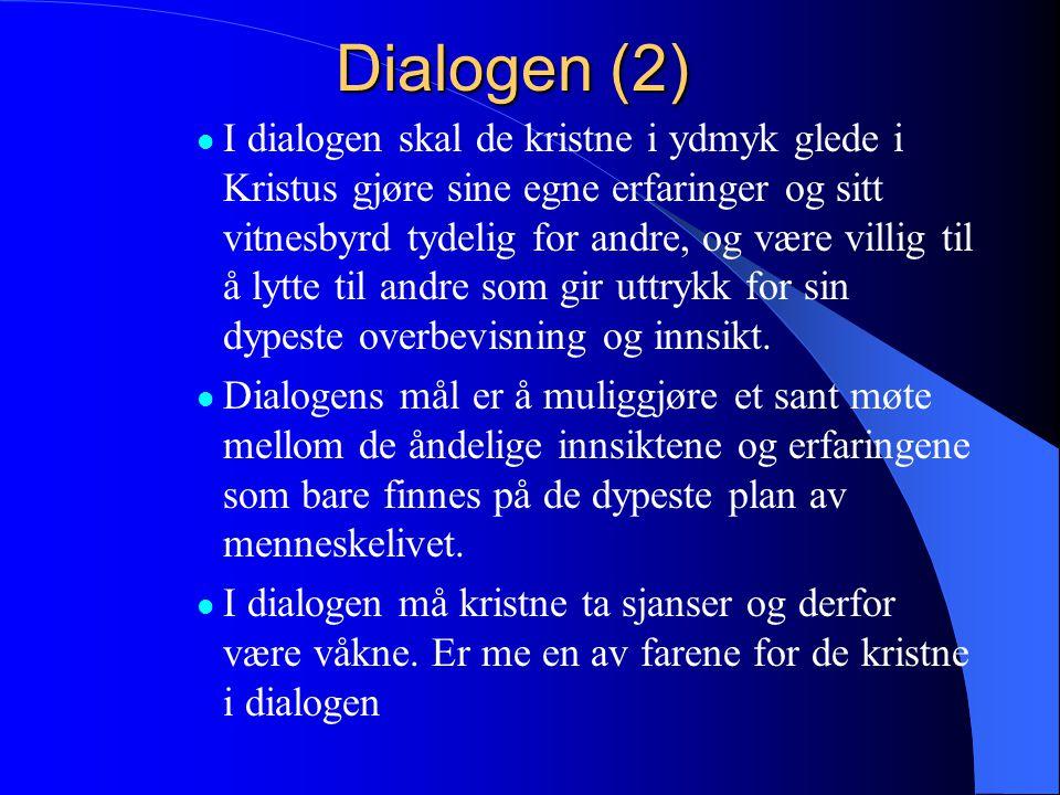 Dialogen (2)