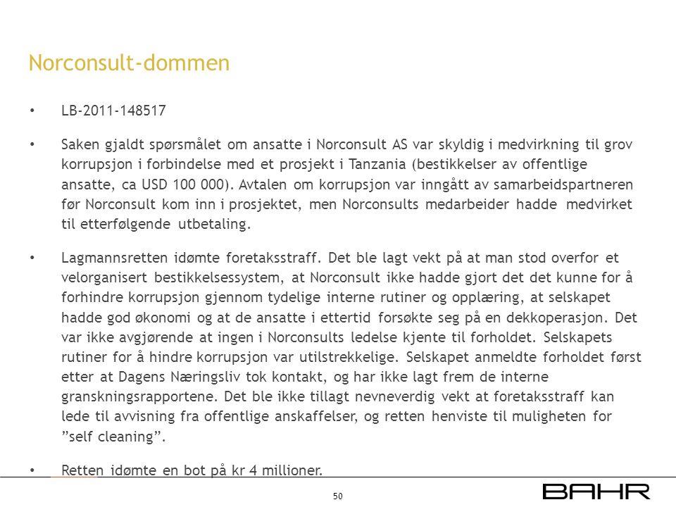 Norconsult-dommen LB-2011-148517
