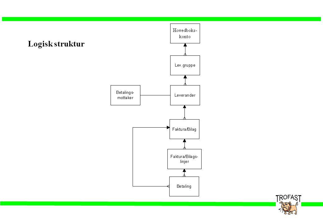 Logisk struktur _______________________________________________________________