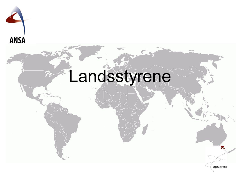 Landsstyrene
