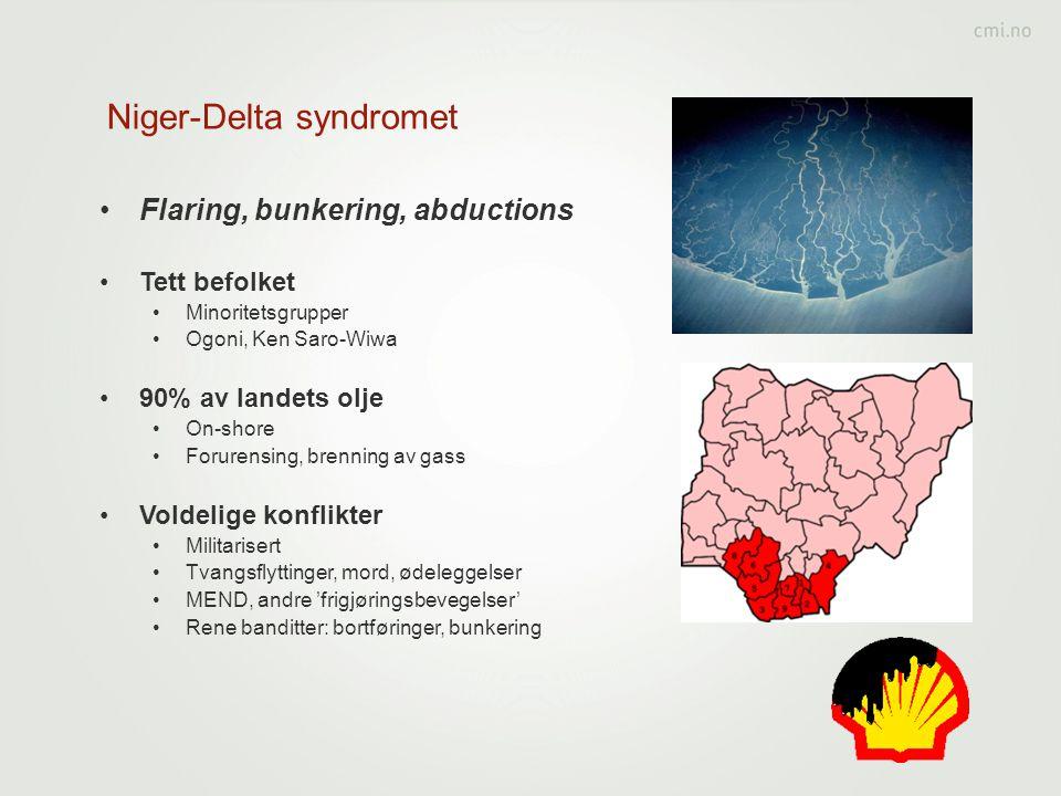 Niger-Delta syndromet