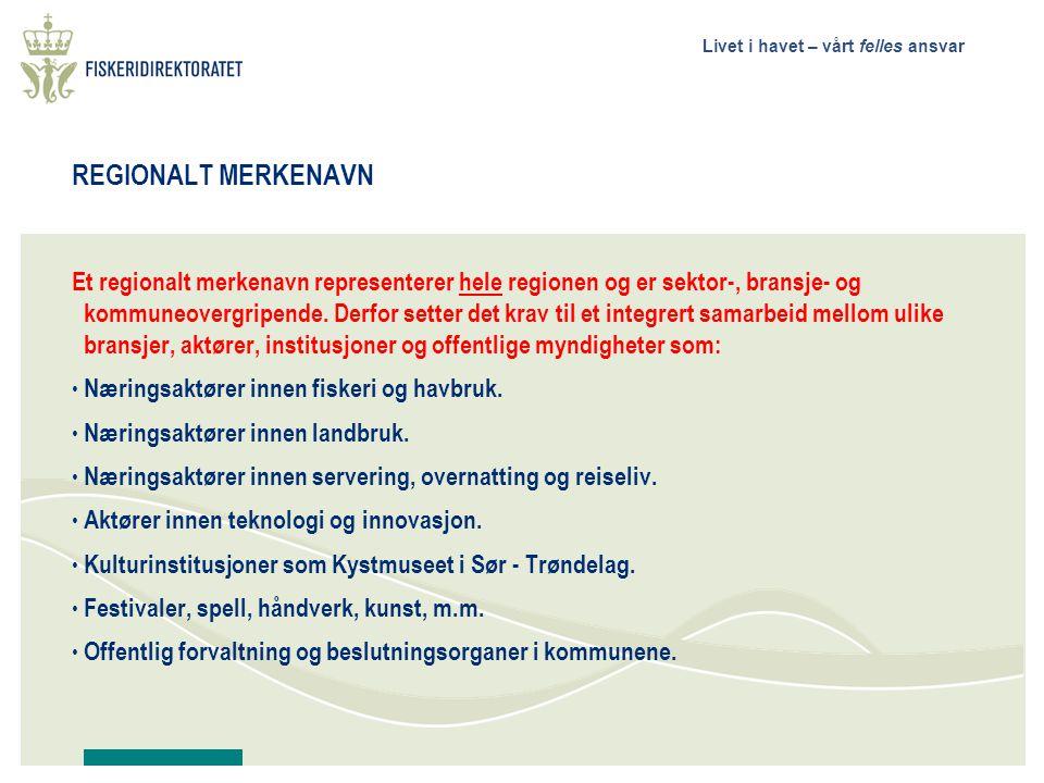 REGIONALT MERKENAVN