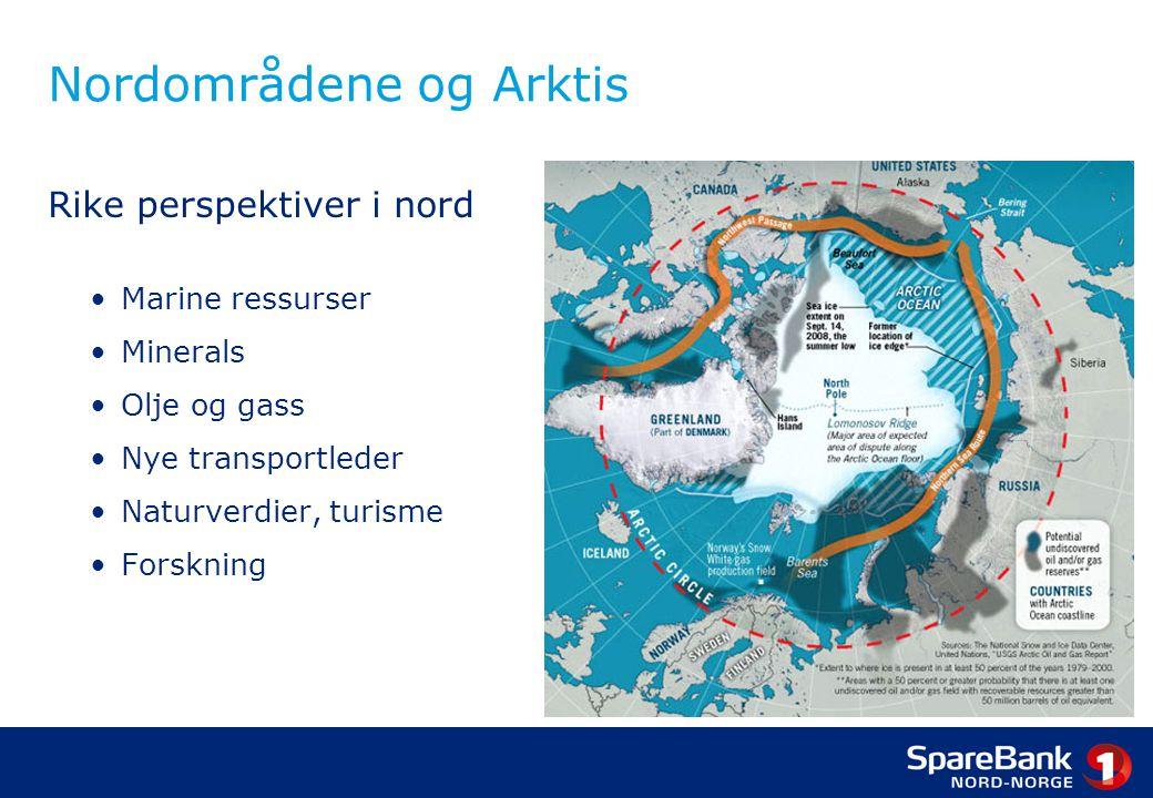 Nordområdene og Arktis
