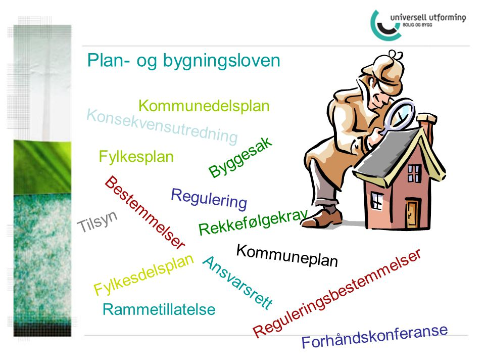 Plan- og bygningsloven