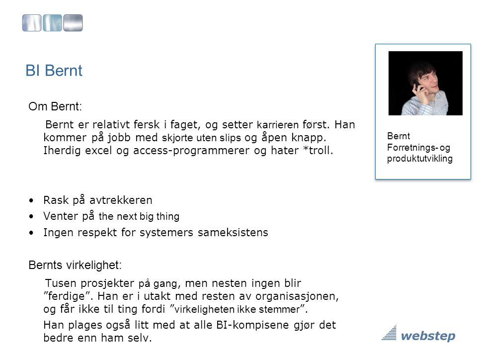 BI Bernt Om Bernt: