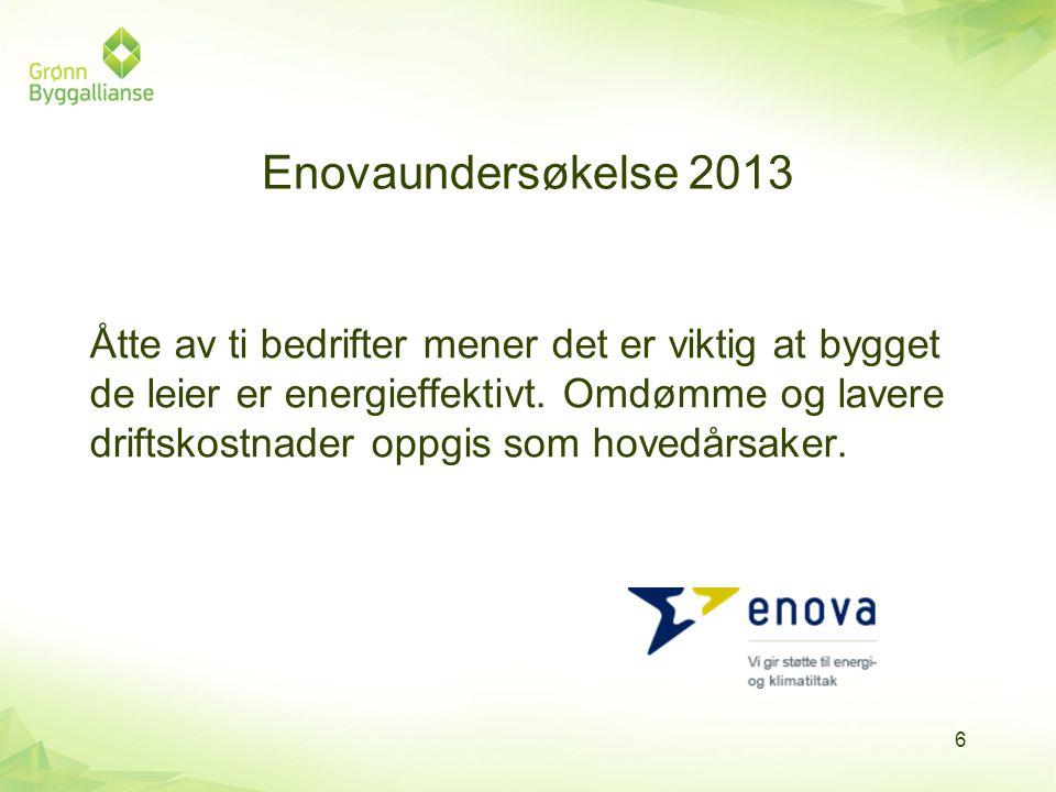 Enovaundersøkelse 2013