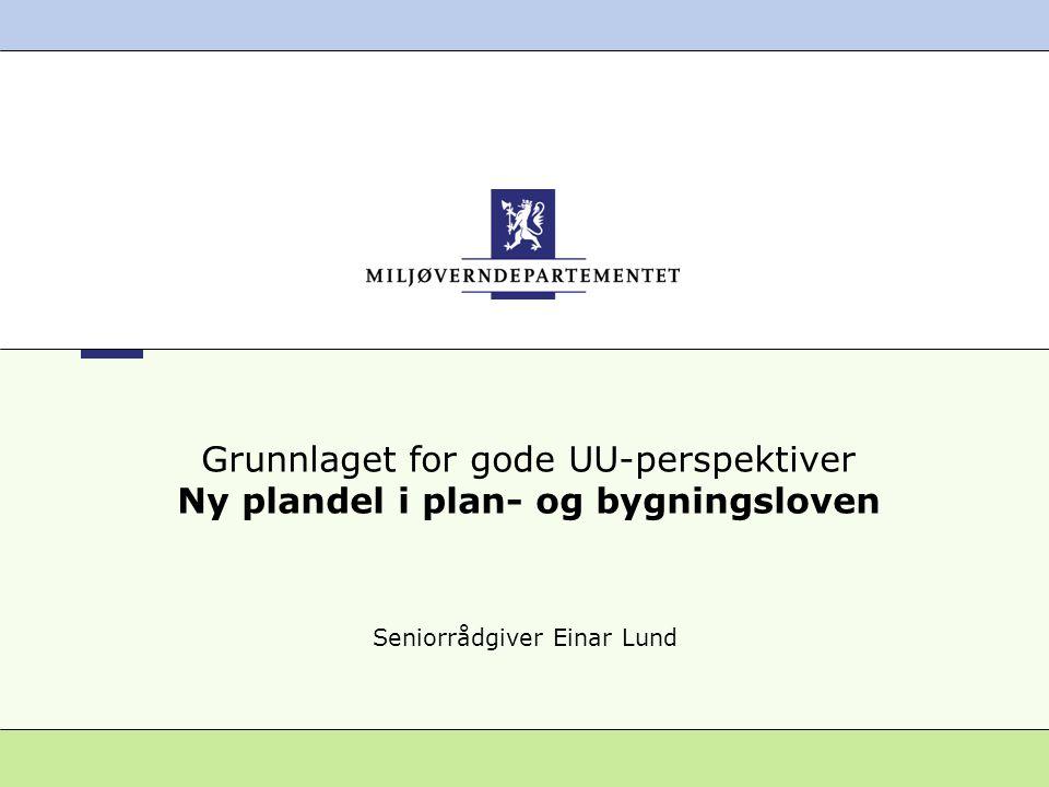 Seniorrådgiver Einar Lund