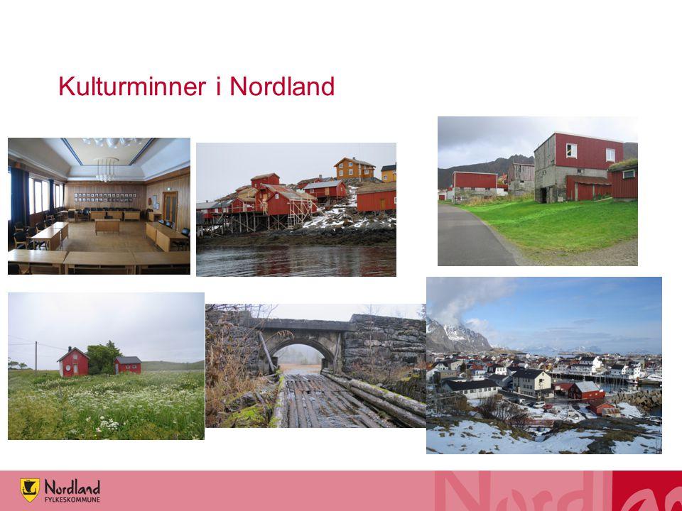 Kulturminner i Nordland