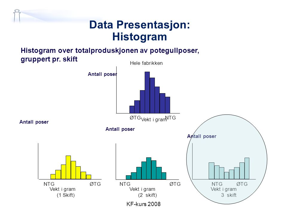 Data Presentasjon: Histogram