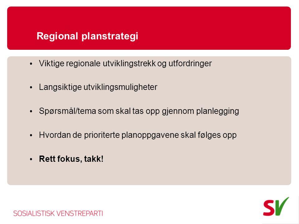 Regional planstrategi
