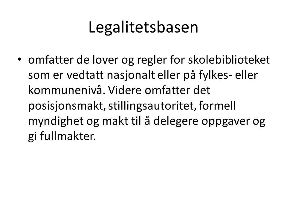 Legalitetsbasen