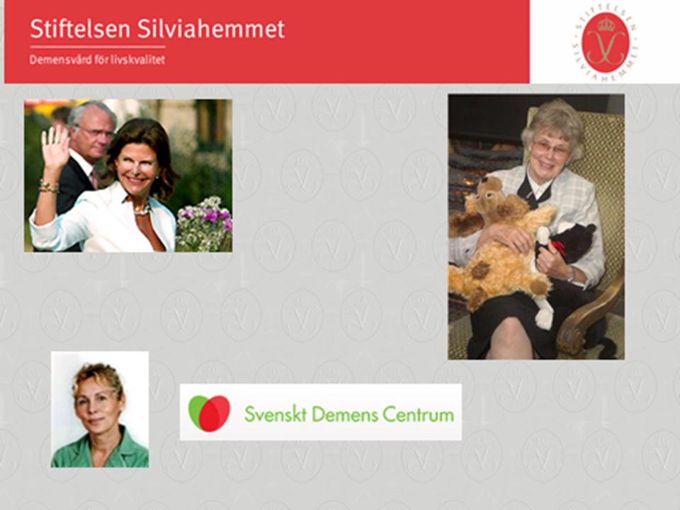 Hennes Majestet Dronning Silvia er president i Foundation Silviahemmet i Stockholm, som ble startet opp i 1996.