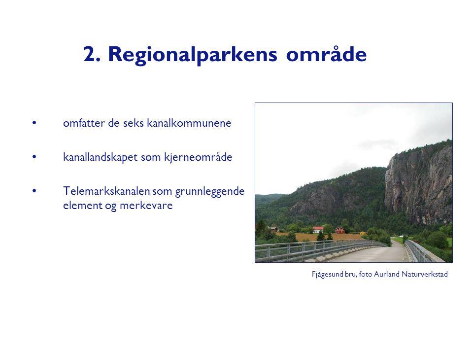 2. Regionalparkens område