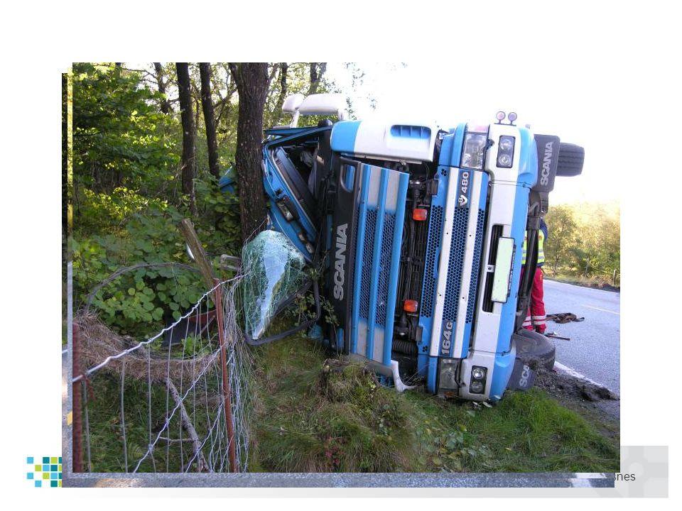 Ulykken ved Tengs 05/2011 Martin Visnes