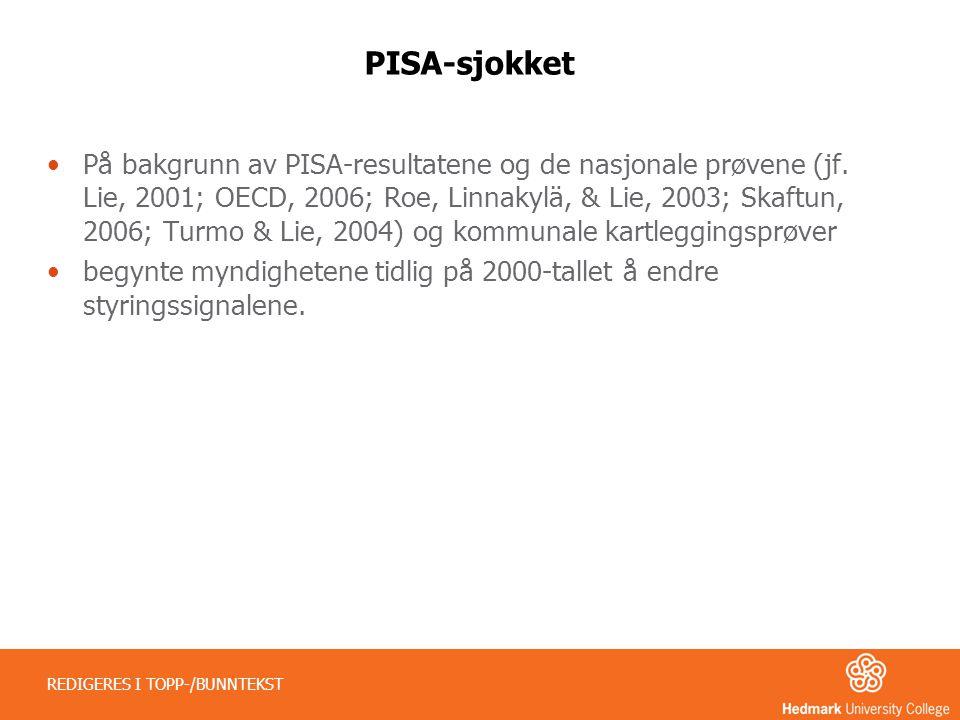 PISA-sjokket