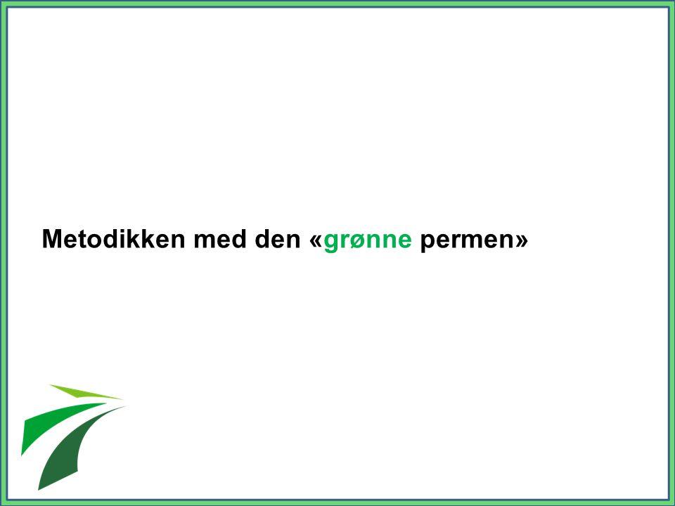 Metodikken med den «grønne permen»
