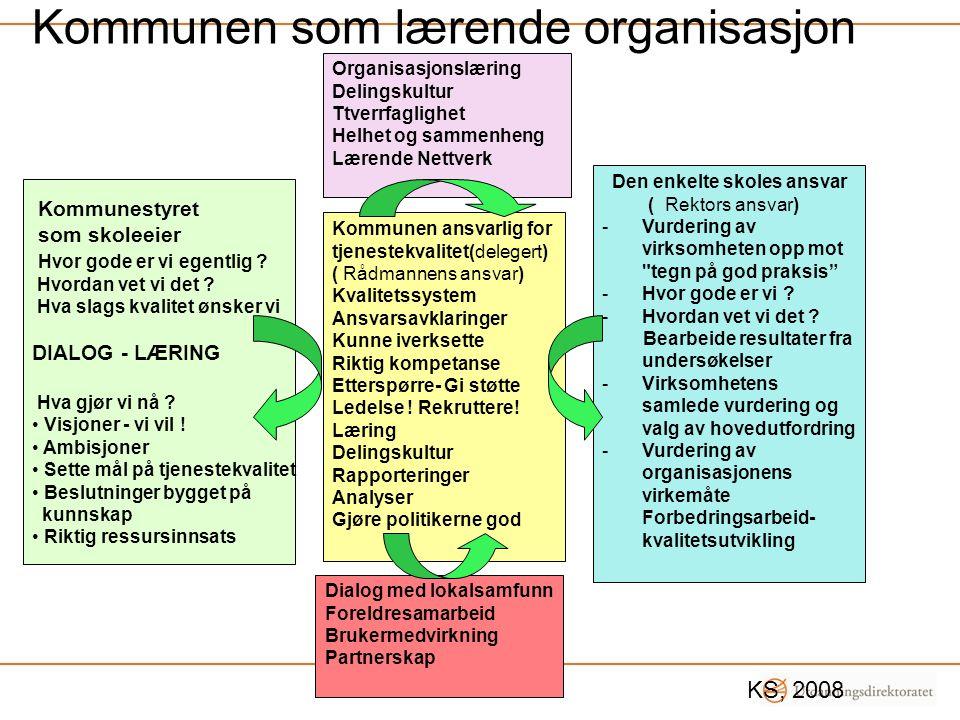 Kommunen som lærende organisasjon