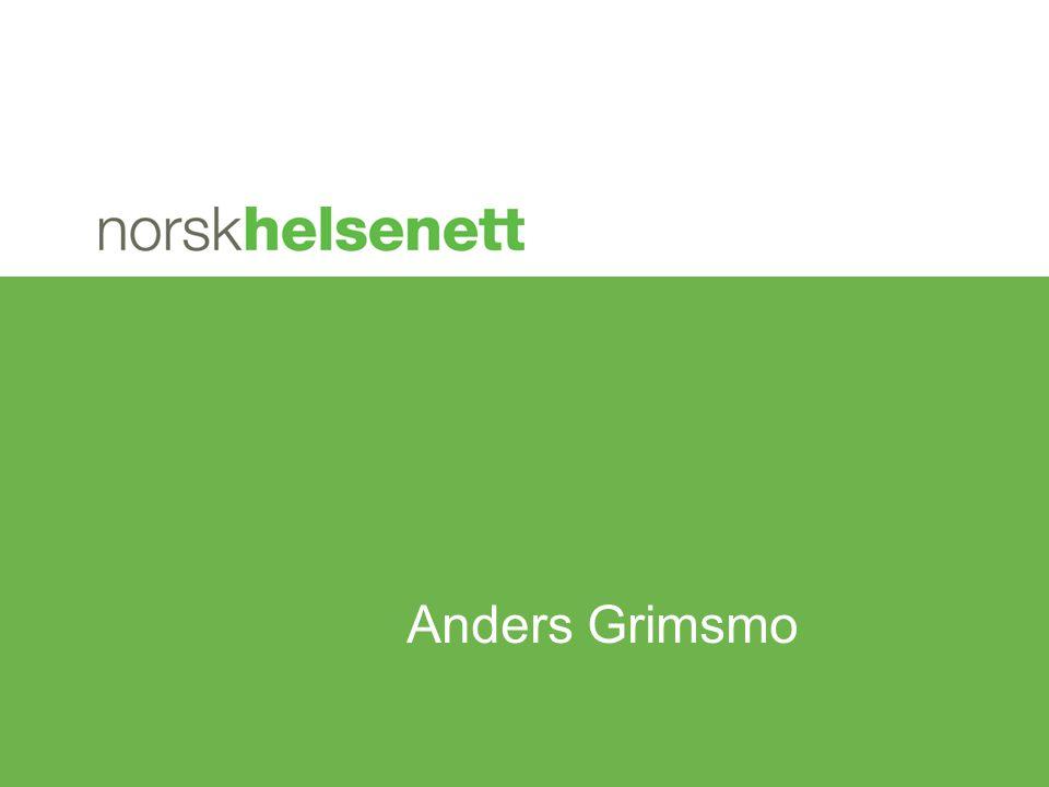 Anders Grimsmo