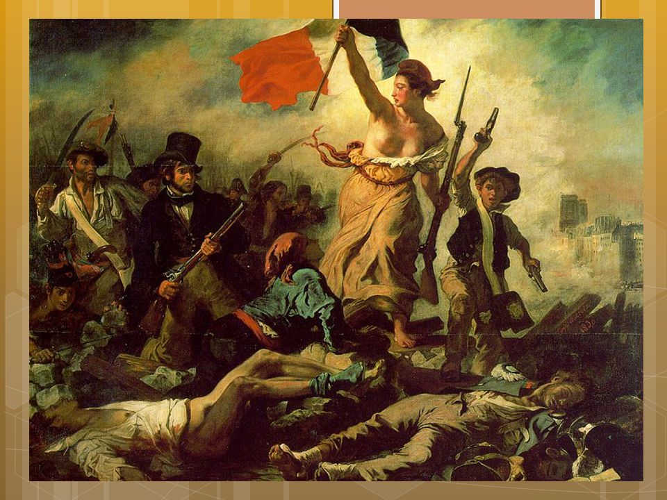 Nye revolusjoner i Paris