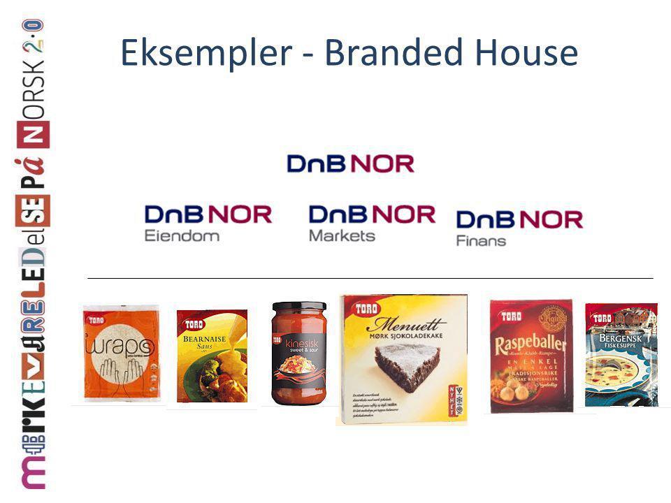 Eksempler - Branded House