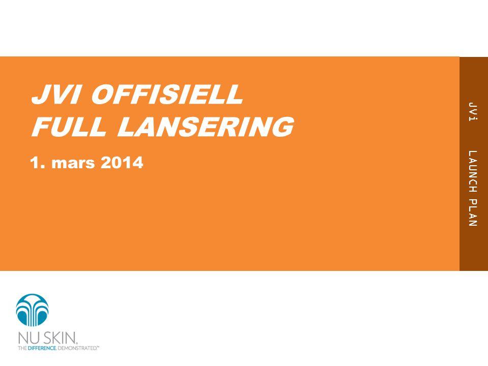 JVI OFFISIELL FULL LANSERING