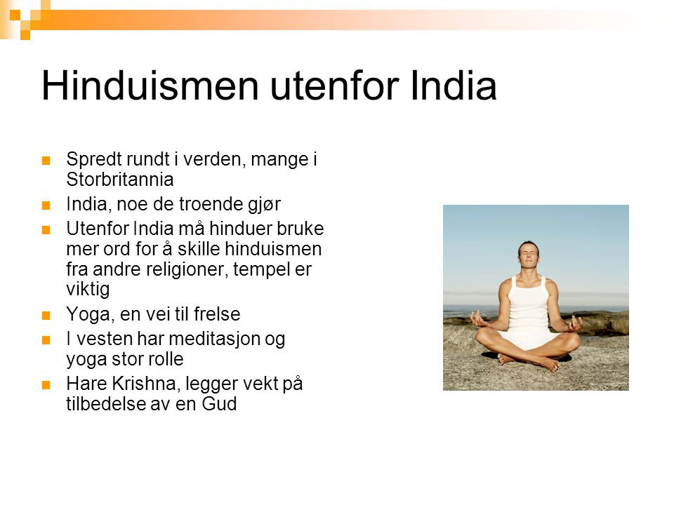 Hinduismen utenfor India