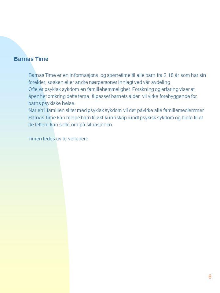 Barnas Time