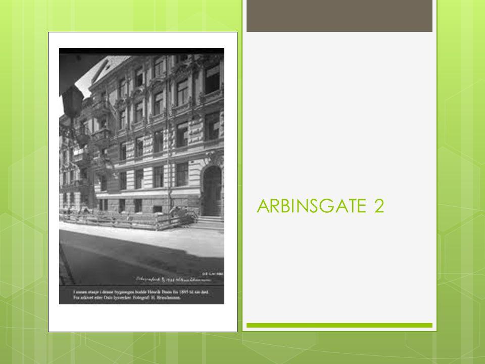 ARBINSGATE 2