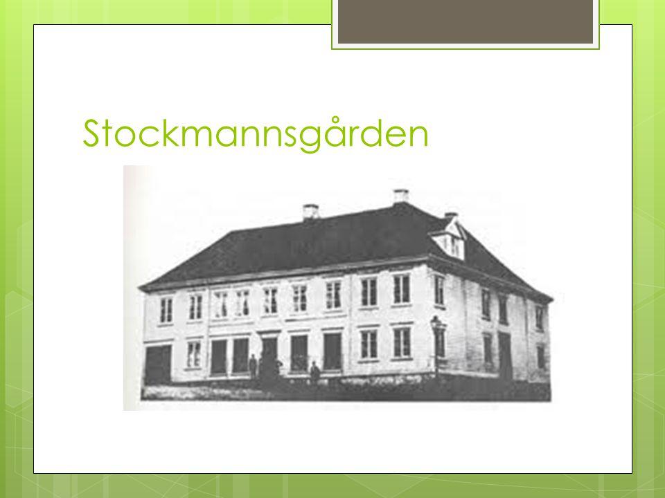 Stockmannsgården