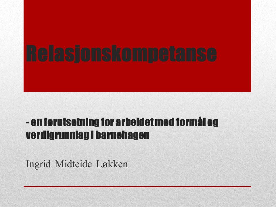 Ingrid Midteide Løkken