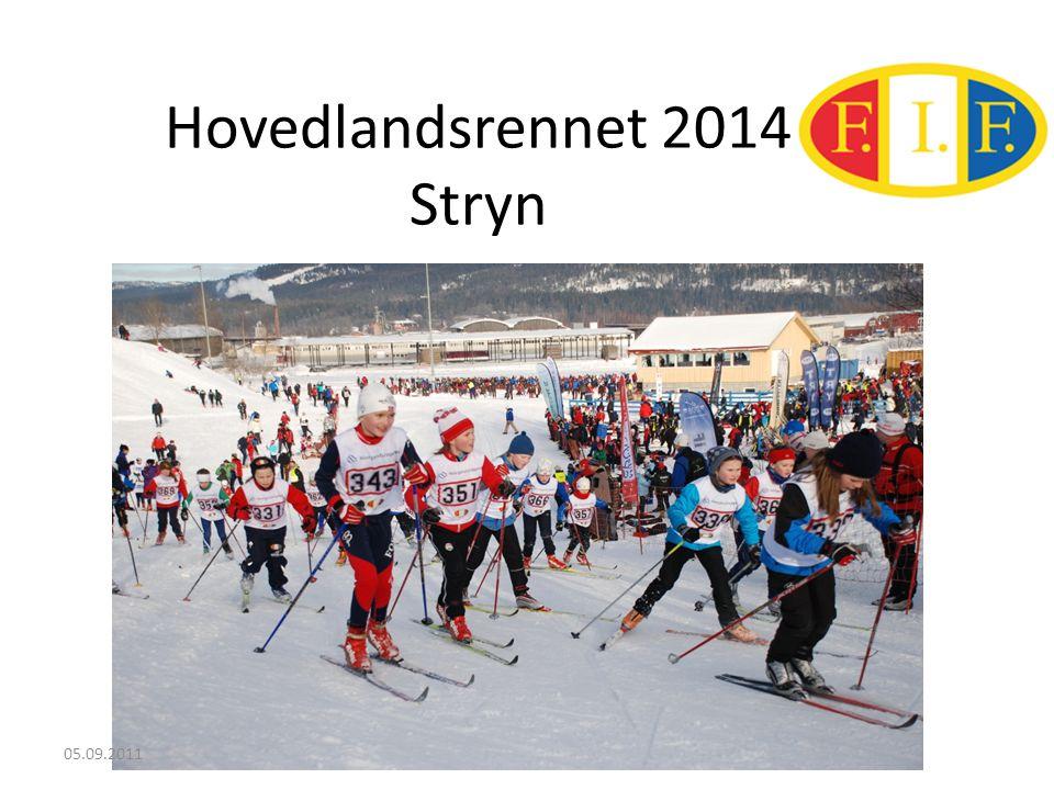 Hovedlandsrennet 2014 Stryn
