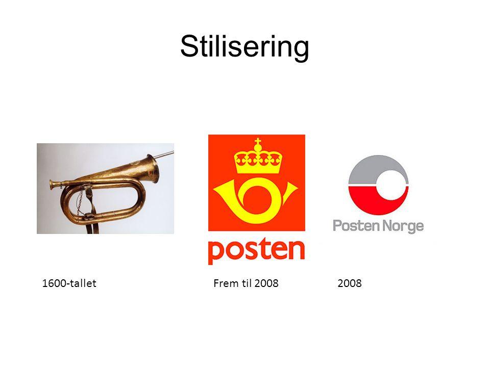 Stilisering 1600-tallet Frem til 2008 2008