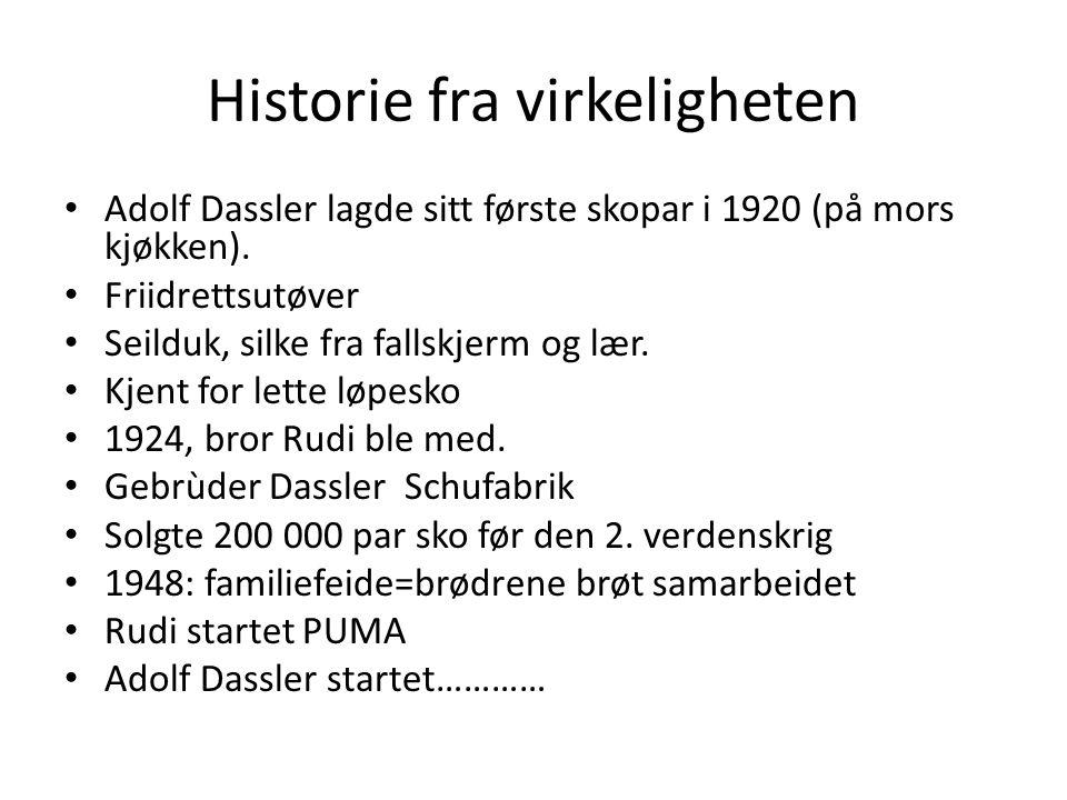 Historie fra virkeligheten