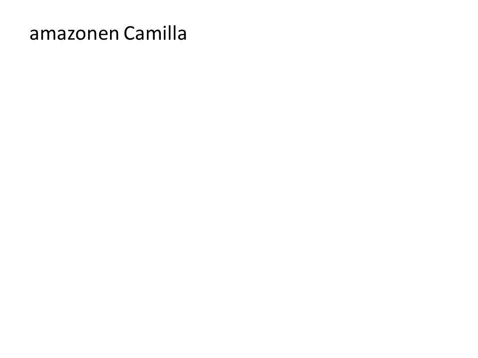 amazonen Camilla
