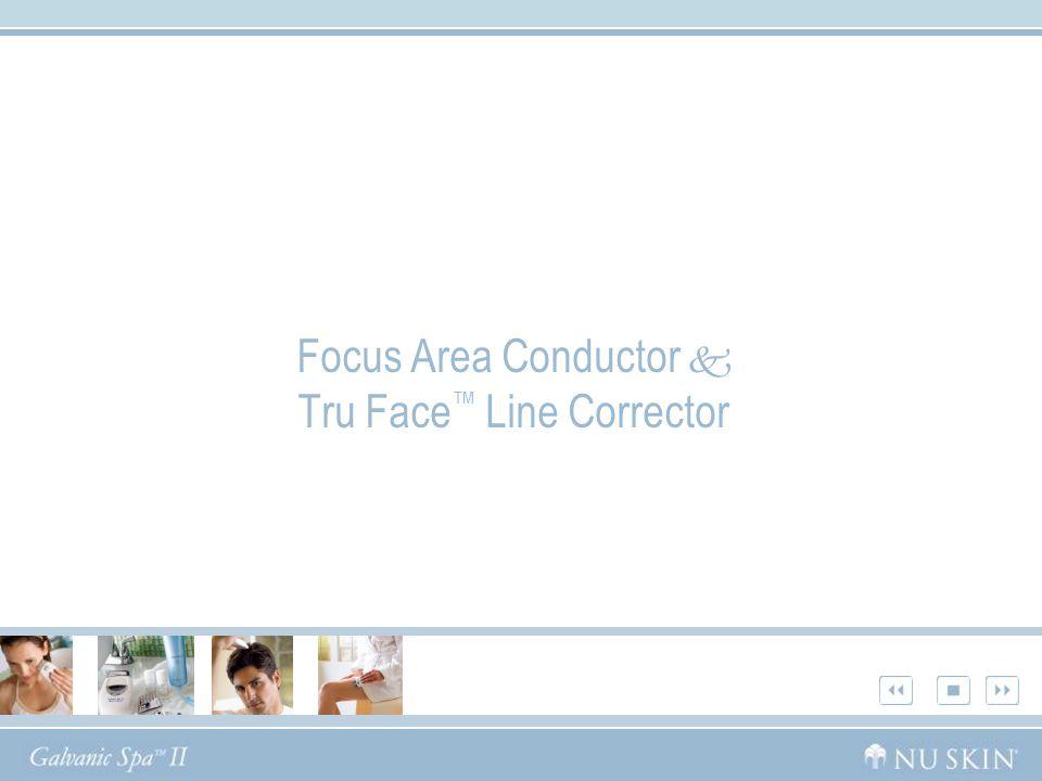 Focus Area Conductor  Tru Face™ Line Corrector