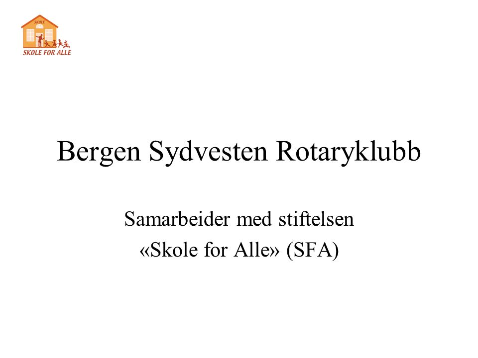Bergen Sydvesten Rotaryklubb