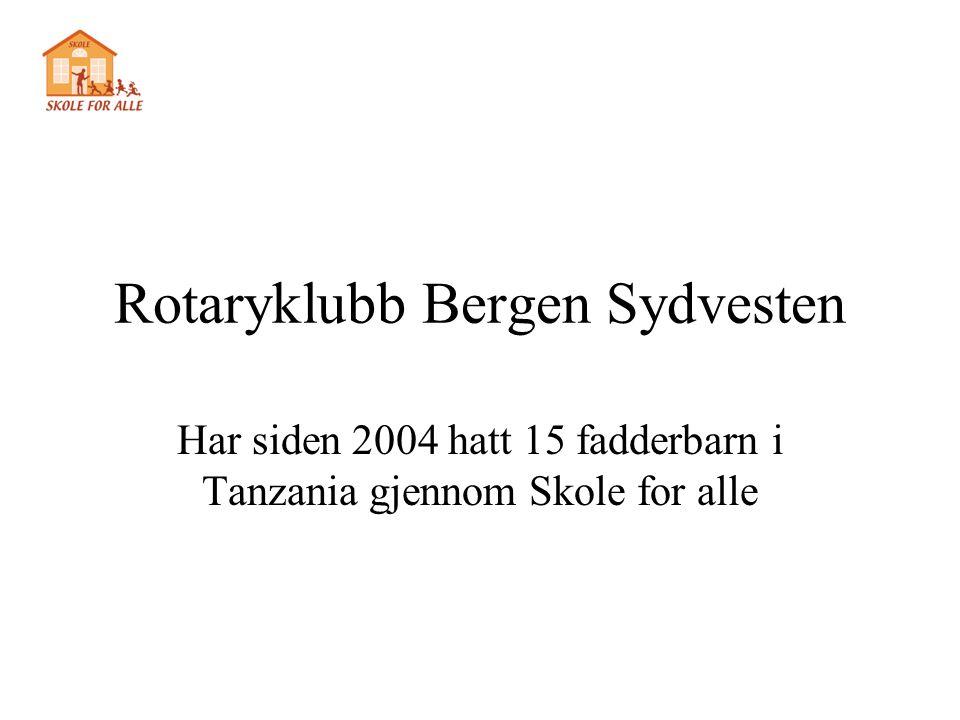 Rotaryklubb Bergen Sydvesten