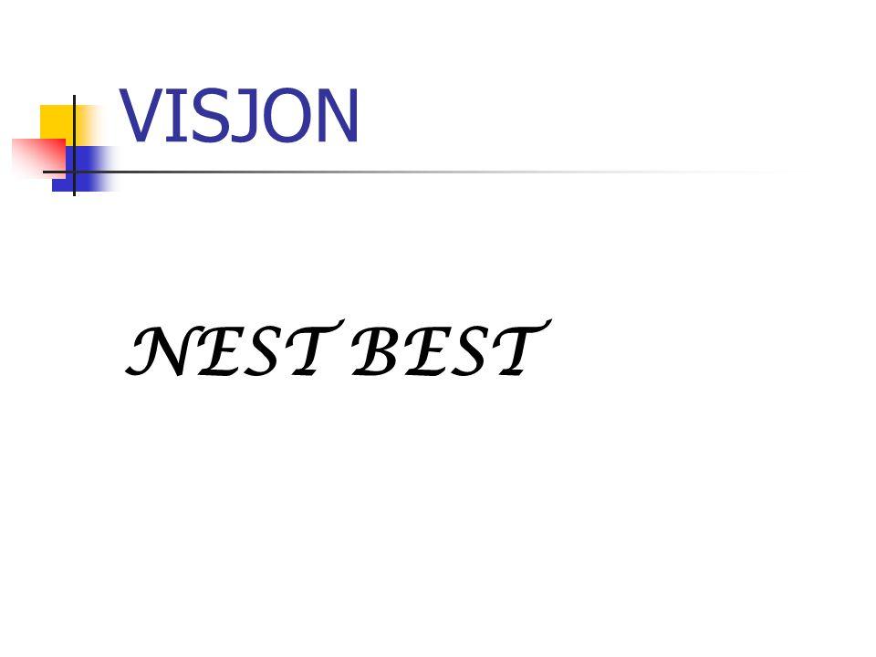 VISJON NEST BEST